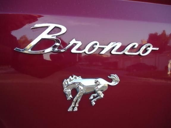Ford Bronco, Classic Bronco