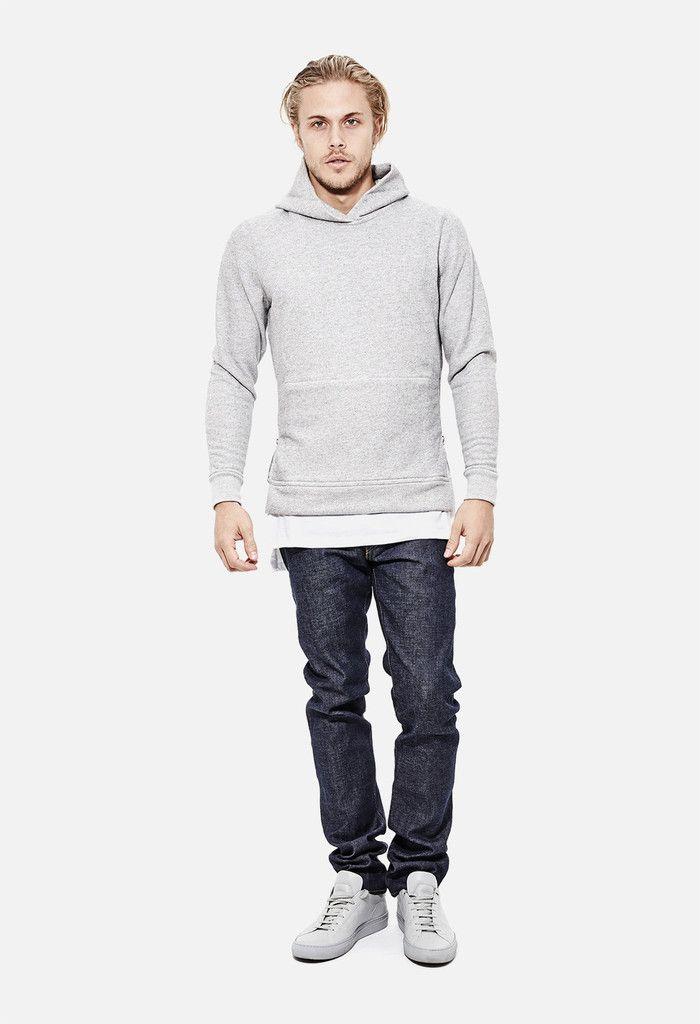 Hooded Villain / Grey(chris brown)