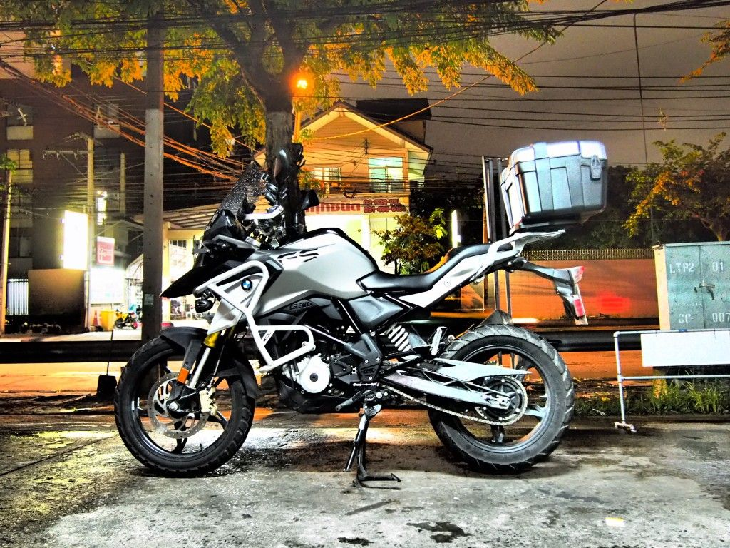 Bmw G310gs 11 By Ggt Photography Bkk Motos Motocicletas