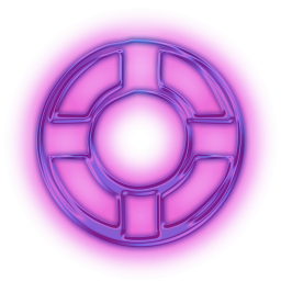 Neon Purple Circle Glowing Purple Neon Icons Social Media Logos Icons Etc Media Logo Social Media Logos Logo Icons