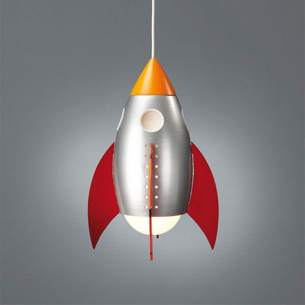 Rocket Lamp Ceiling Lights Kids Ceiling Lights Novelty