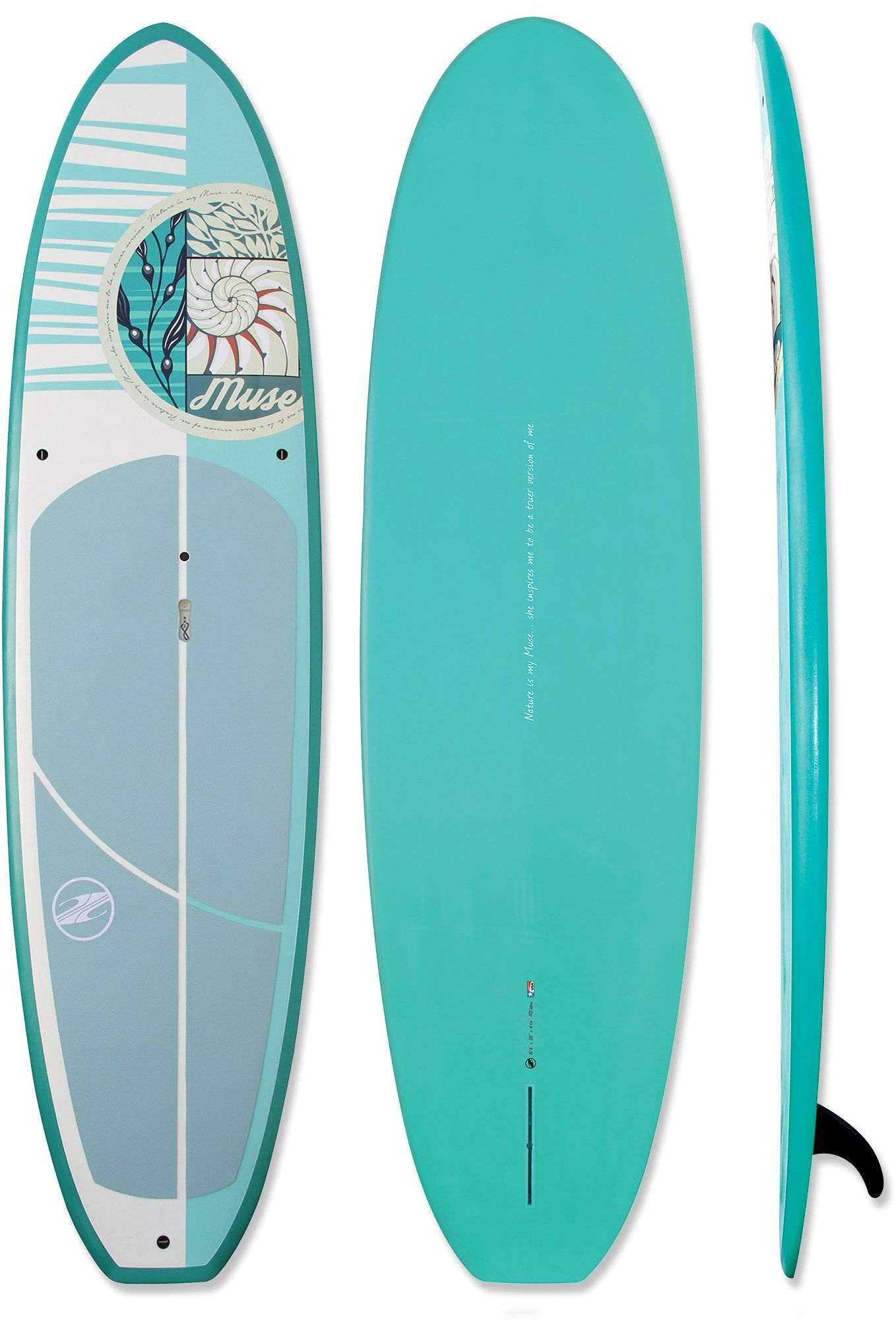 Boardworks Muse Stand Up Paddleboard - Women s - 10  6