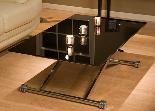 Collapsible Coffee Table Ikea Adjustable Height Coffee Table