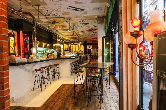 Reserve A Table At Robadora Barcelona On Tripadvisor See 227 Unbiased Reviews Of