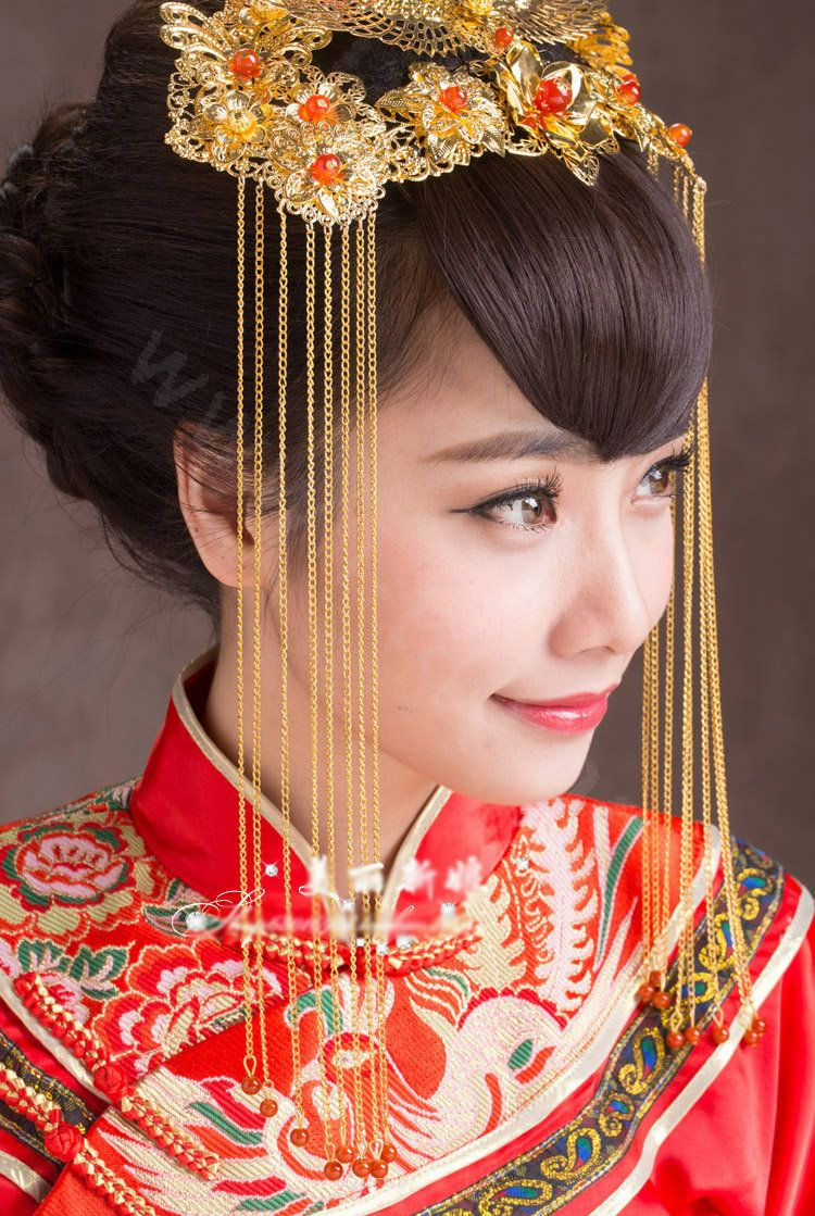 images for > traditional korean hairstyles | wedding pins 2.0