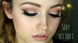 Full Face Drugstore Makeup Tutorial & Affordable Brushes!