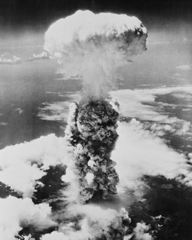"""the events during the fateful day of us atomic bombing of hiroshima Hiroshima in response to the bombing of pearl harbor, franklin delano roosevelt stated, """"december 7, 1941-a date which will live in infamy"""" on december 7,1941, the japanese attacked pearl harbor at 7:55 in the morning(a day of infamy."""