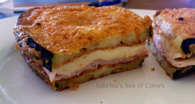 Un sandwich sin pan - Sabrina´s Sea of Colors