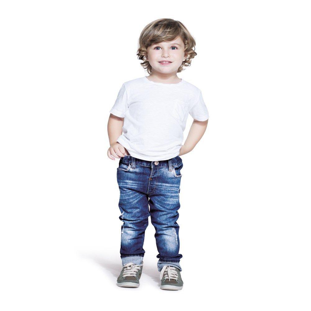 25 melhores ideias sobre cal a jeans infantil masculina for Jardineira jeans infantil c a