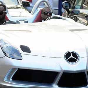 8 Luxury Cars Owned by Kanye West | Celebrities and their Cars ...