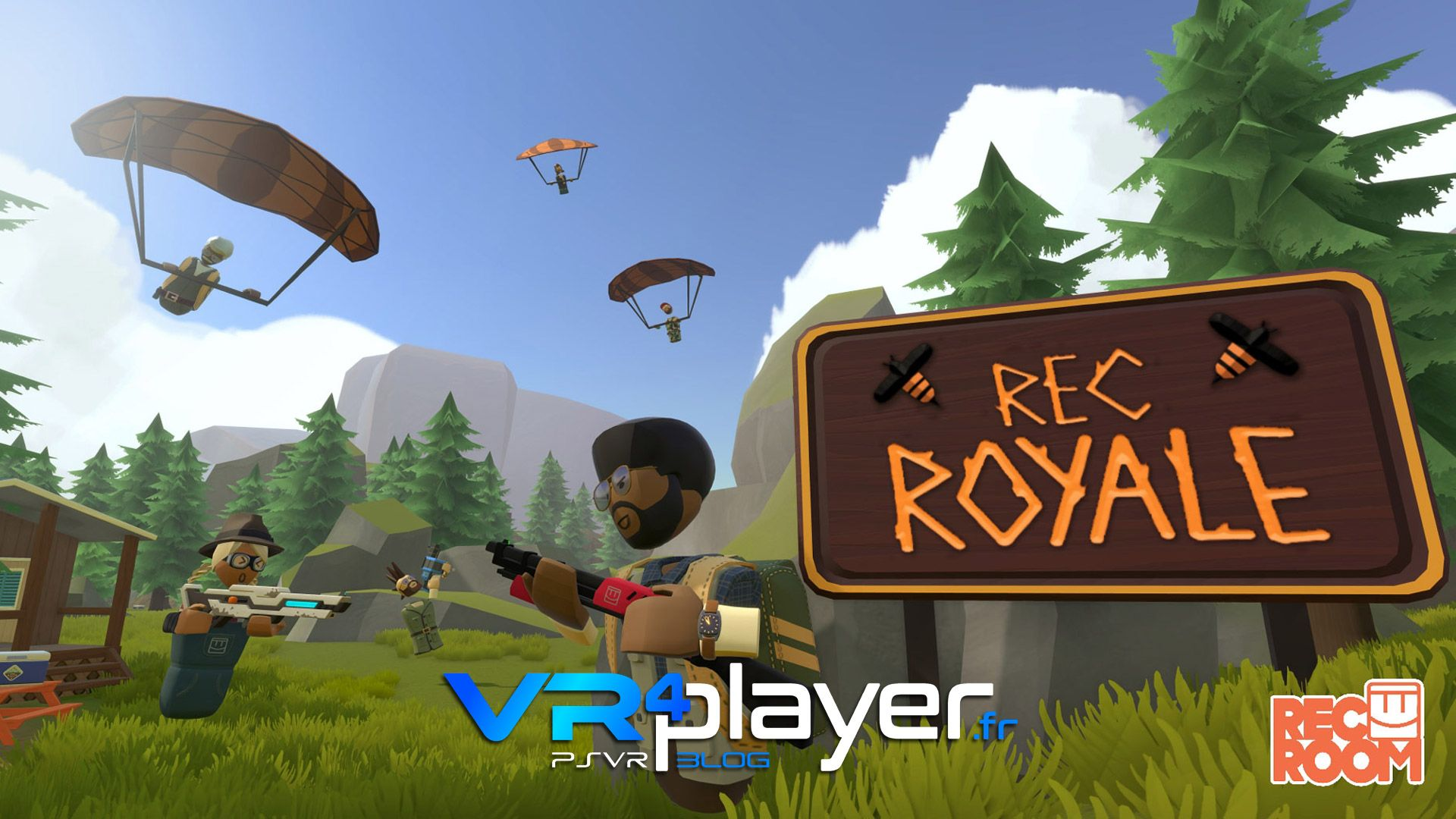 PlayStation VR REC Room, la mise à jour Royale le 7 juin