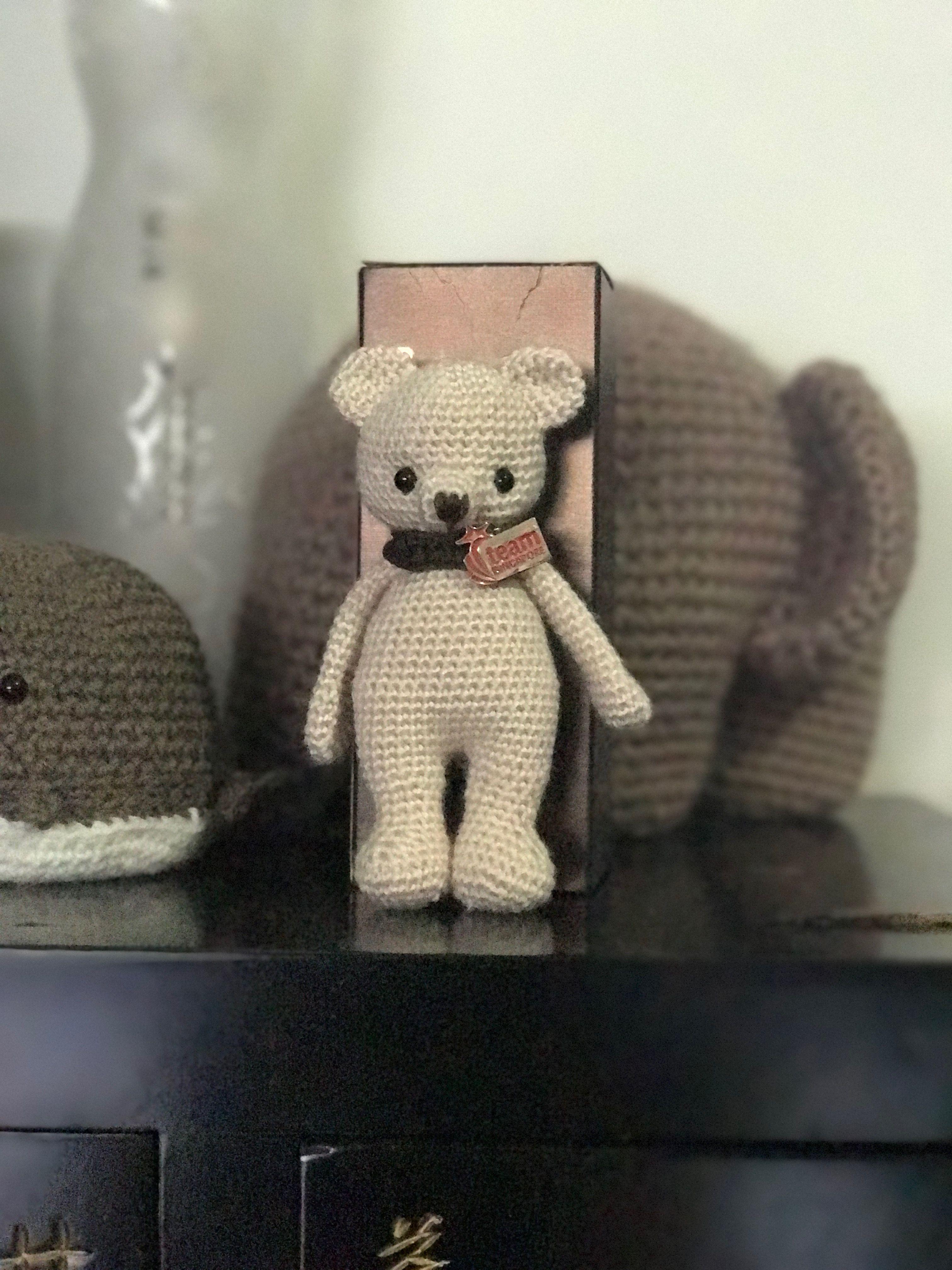 Cuddle Me Bear amigurumi pattern - Amigurumi Today | 4032x3024