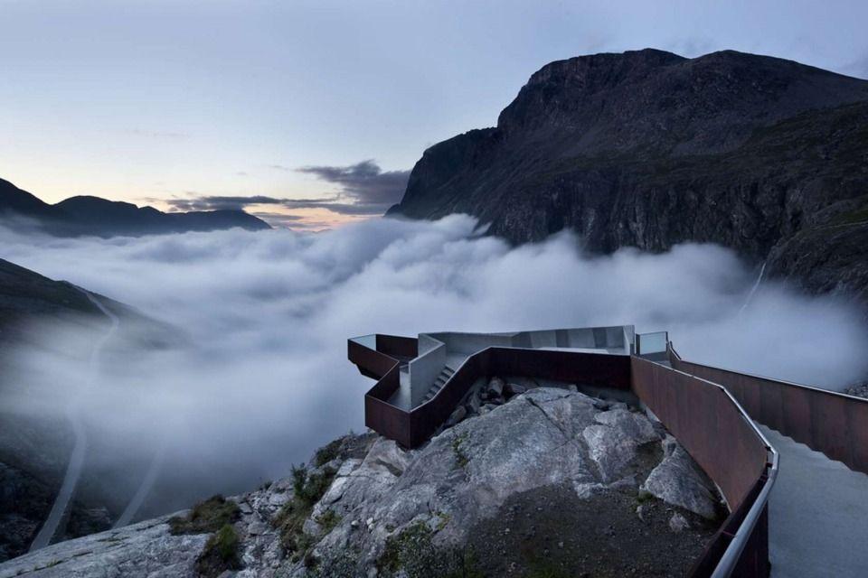 National Tourist Route Trollstigen by Reiulf Ramstad Architects