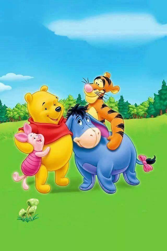 Pin By Ellis Amir Rogers Archer On Tigger Stuff 2 Winnie The Pooh Pictures Winnie The Pooh Friends Cute Winnie The Pooh