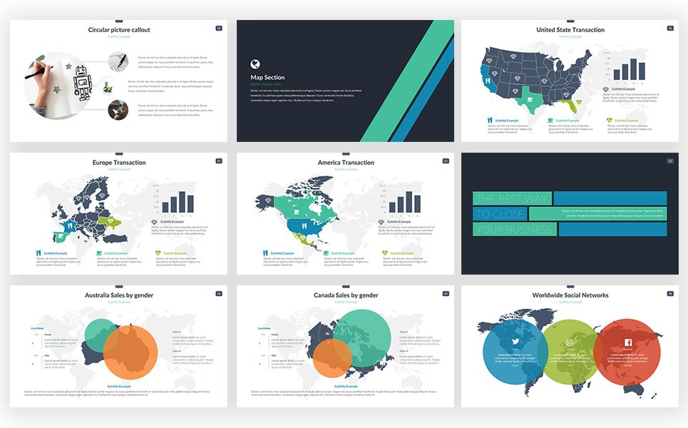 master pitch powerpoint template graphics patterns quilts