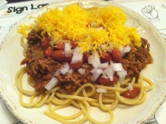 Cincinnati Chili From America S Test Kitchen With Boca