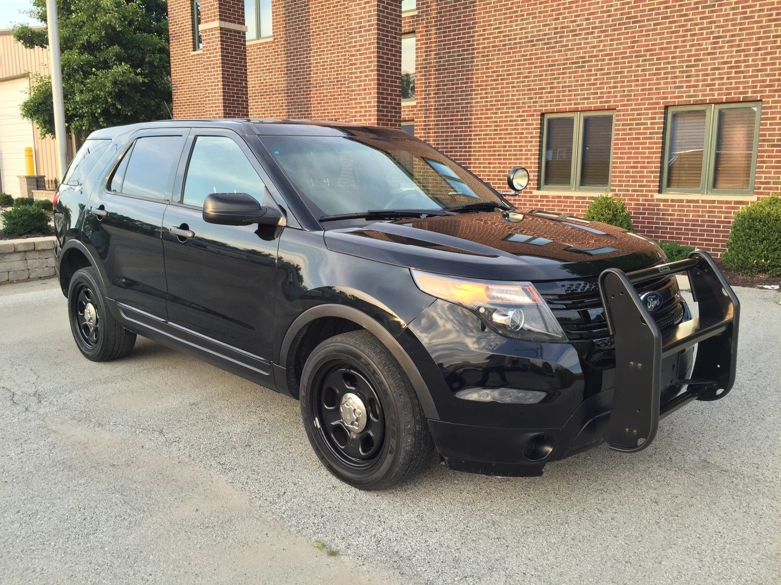 2014 Ford Explorer Police Interceptor 3 7l Awd 2014 Ford