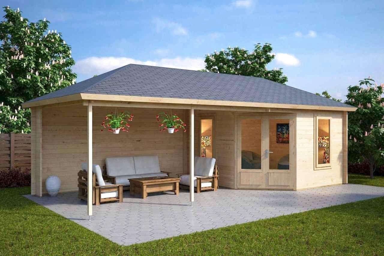 Beautiful Summer House Design Ideas And Makeover | Summer house garden, Summer  house design, Contemporary garden rooms