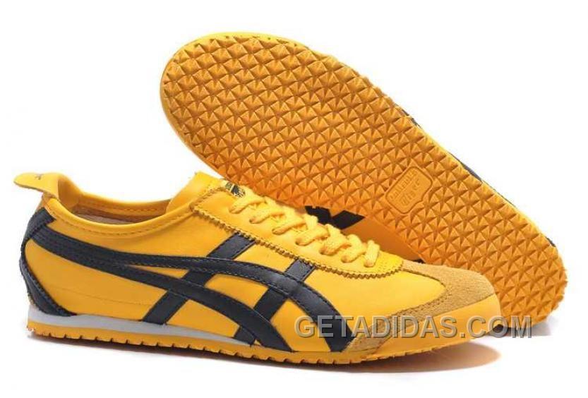 onitsuka tiger mexico 66 black and yellow 94