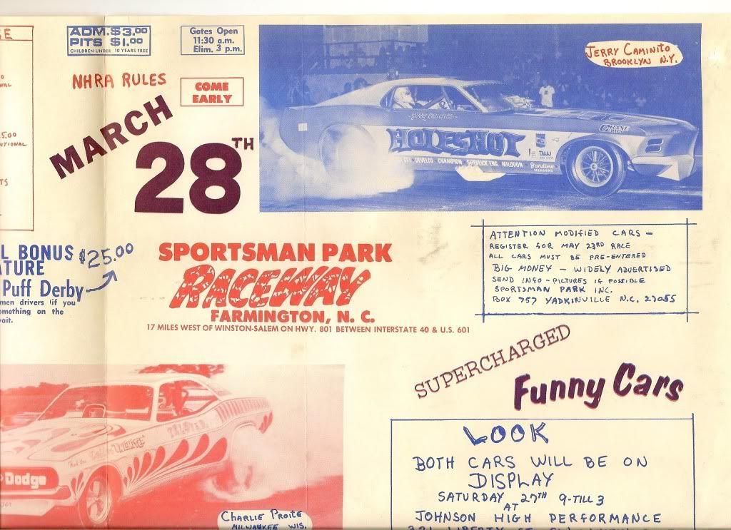 Sportsman Park Raceway Farmington North Carolina Car Humor