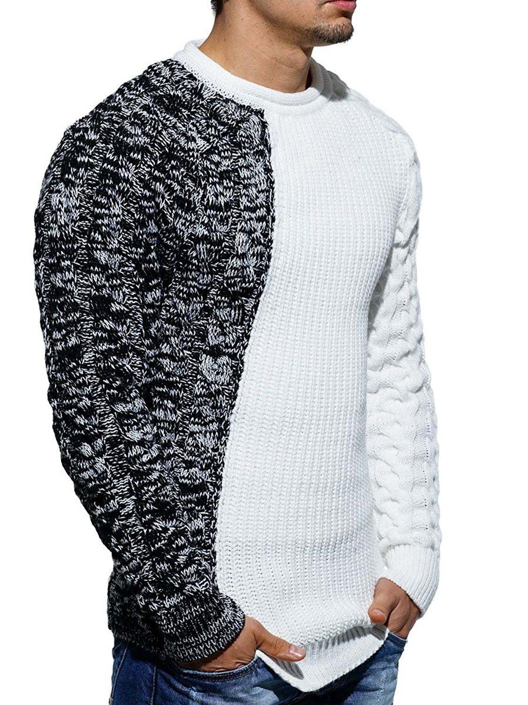 Shoppen Sie Tazzio Herren Pullover 17-402 Weiß S auf Amazon.de Pullover c15b087250