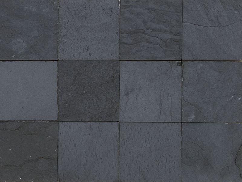 carrelage et dalle en pierre naturelle 10x10 cm piedras