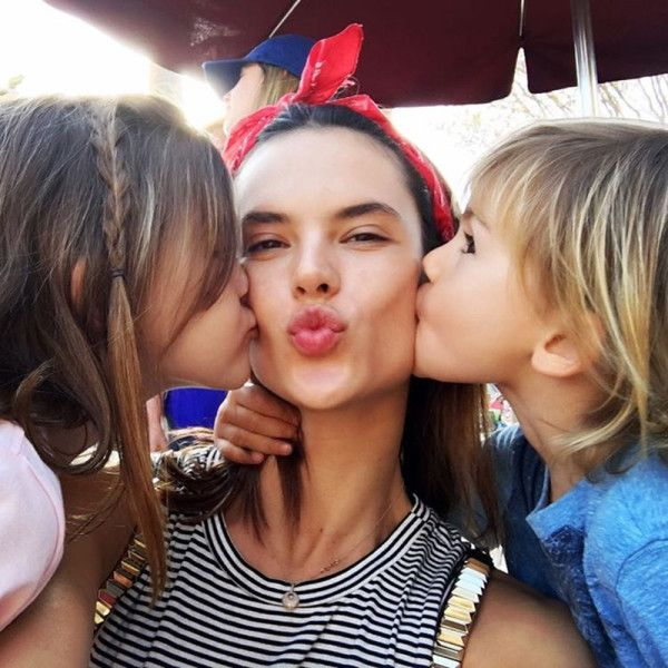 Off Duty Hair Ideas To Steal From Victoria S Secret Models
