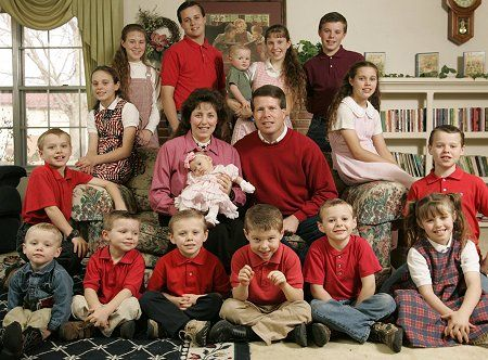 The Duggar Family  America's Creepiest Family?