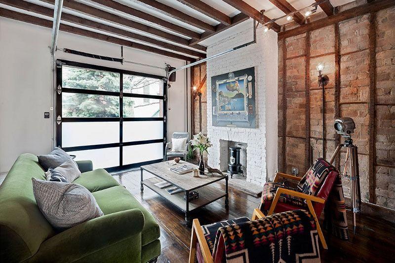Living Room #Design 46: Urban Cowboy Bu0026B Encuentra Más Inspiración Haciendo  Click Acá: