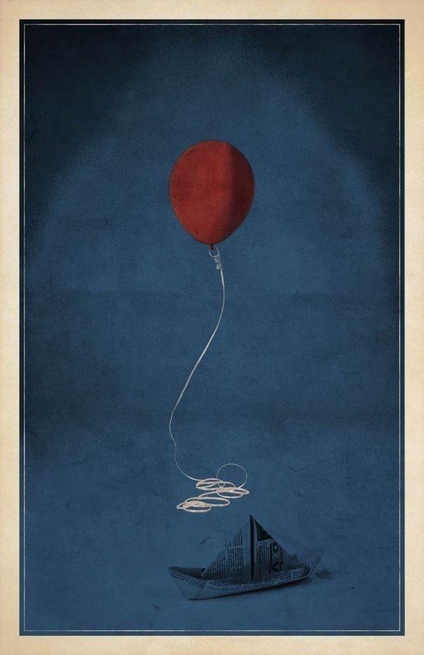 Minimalistische Horror-Film-Poster #filmposters