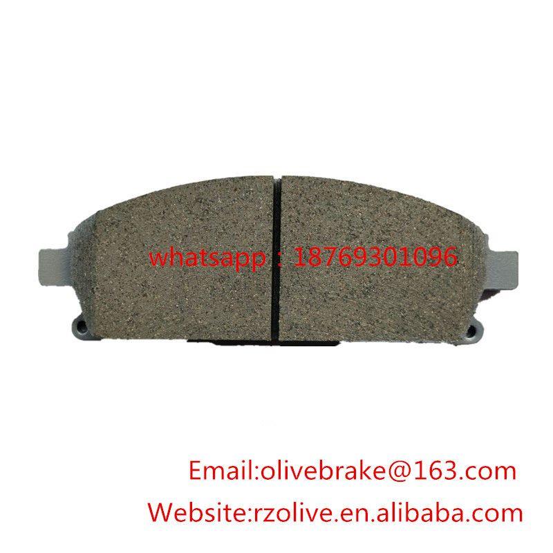 Good Quality Auto Brake Pad Manufacturer China