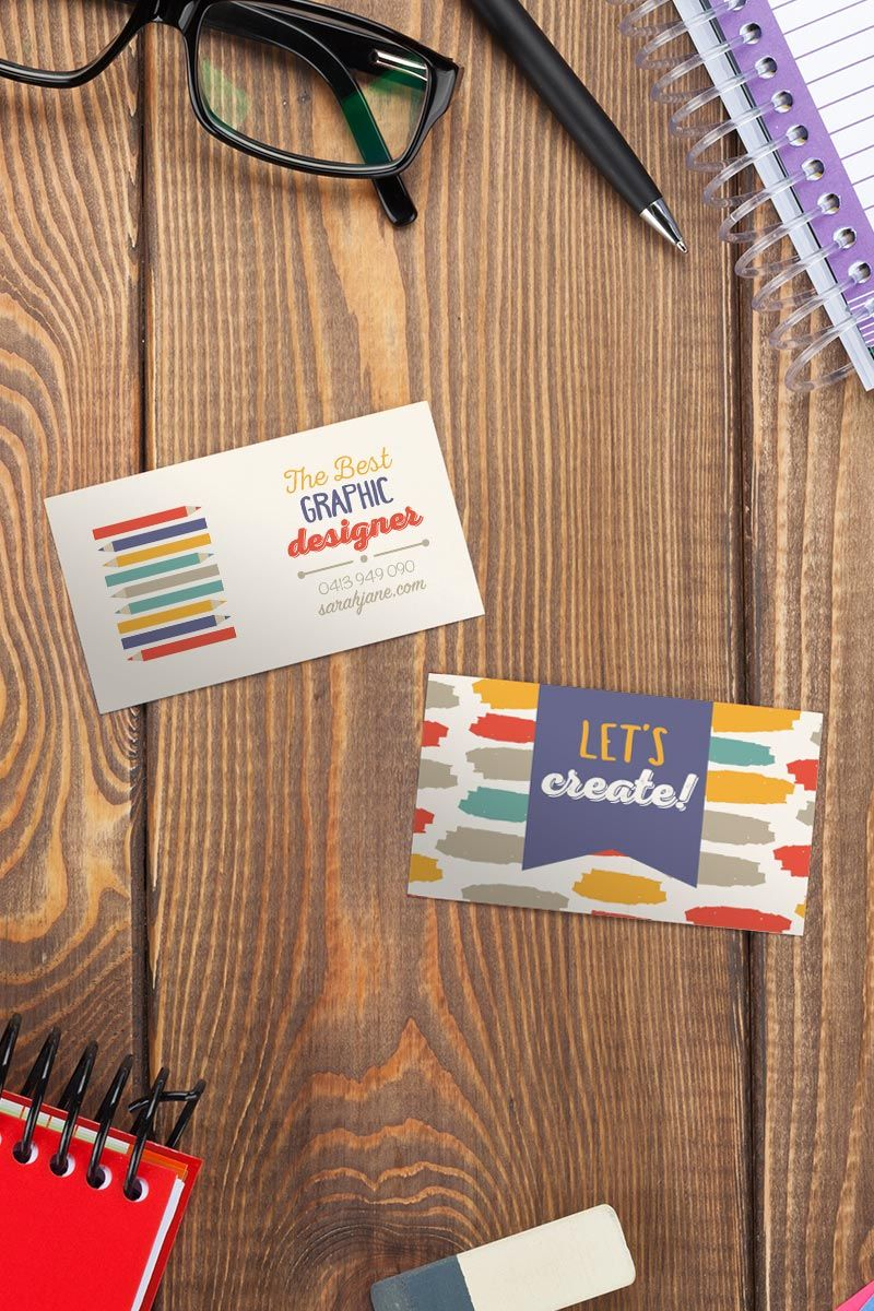 Gestanzte Visitenkarten Billig Drucken Auch Visitenkarten