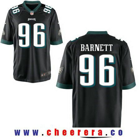 the best attitude a3d28 a2999 Men's 2017 NFL Draft Philadelphia Eagles #96 Derek Barnett ...