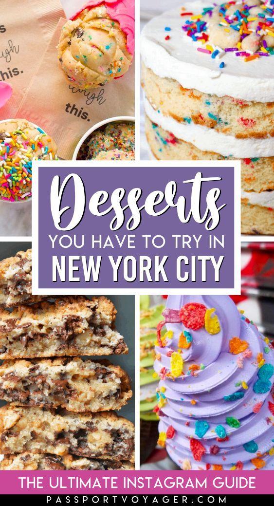 Photo of 30 Instagram Worthy Desserts In New York City – Passport Voyager