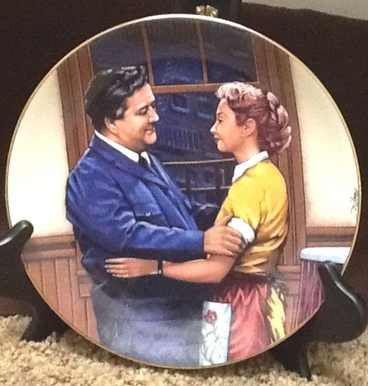 """REDUCED! Honeymooners """"Baby, You're The Greatest"""" Jackie"""