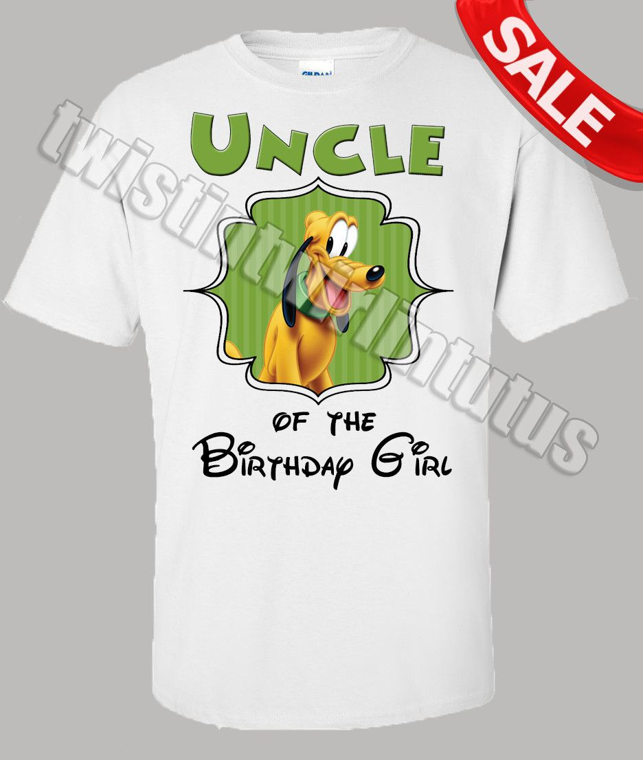 a6f222d2 High-quality Mickey Mouse Clubhouse birthday shirt for the whole family!  Only $19.99