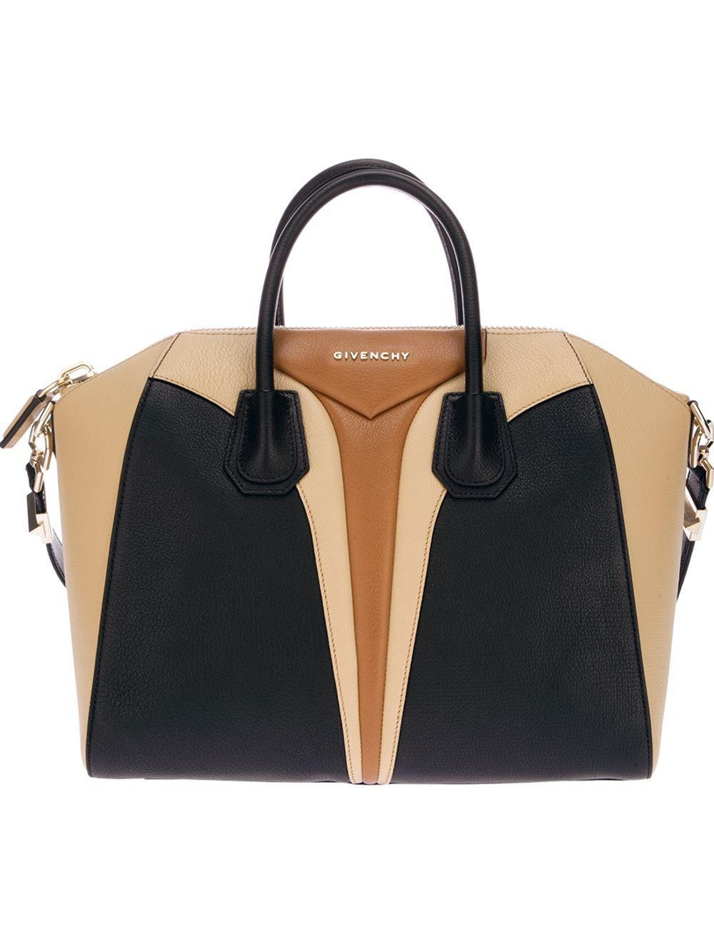 Givenchy 'antigona' Structured Tote - - Farfetch.com