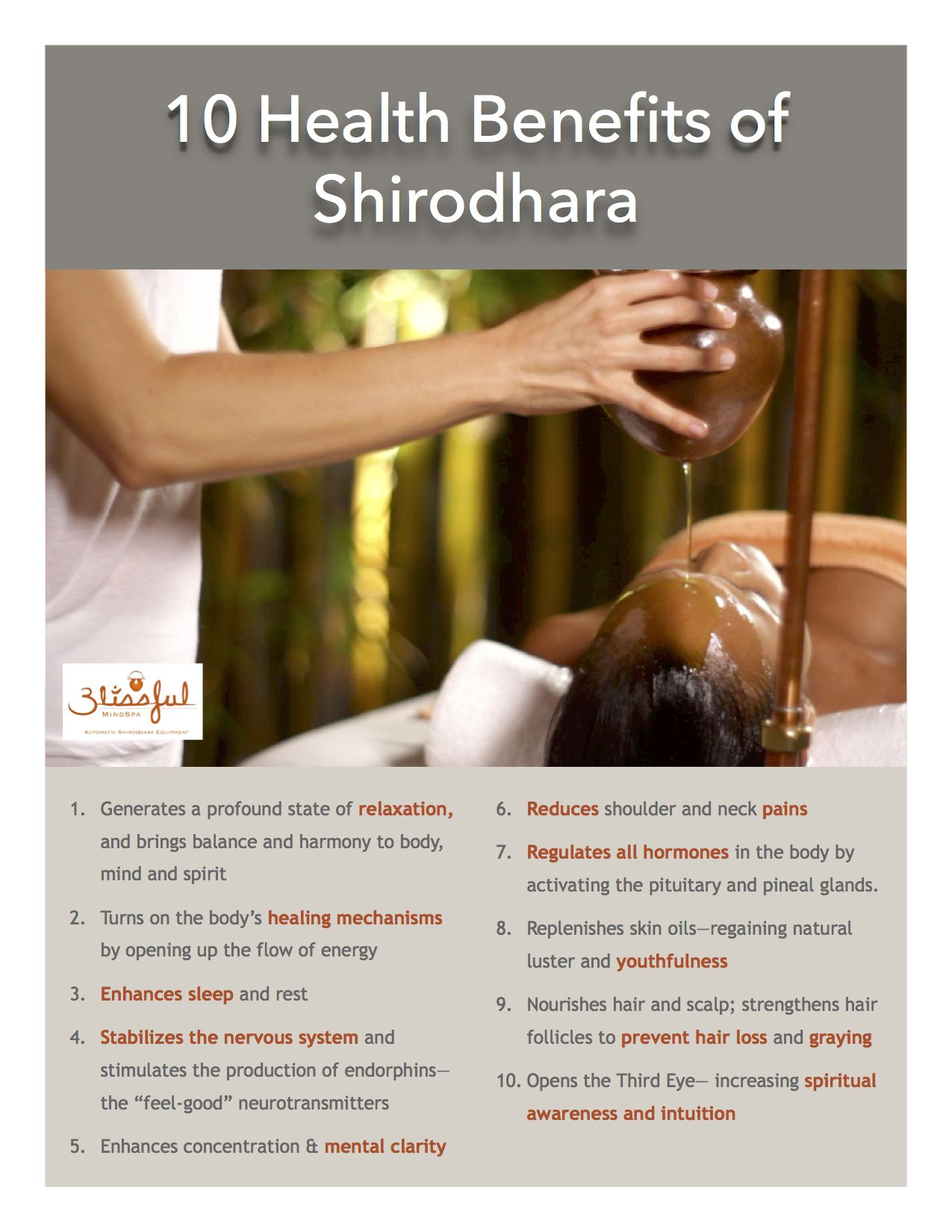 Ayurvedic massage - its types and applications in medicine