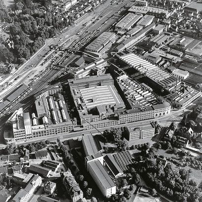 Industrial Switzerland: a glimpse into the past | Winterthur, Past ...