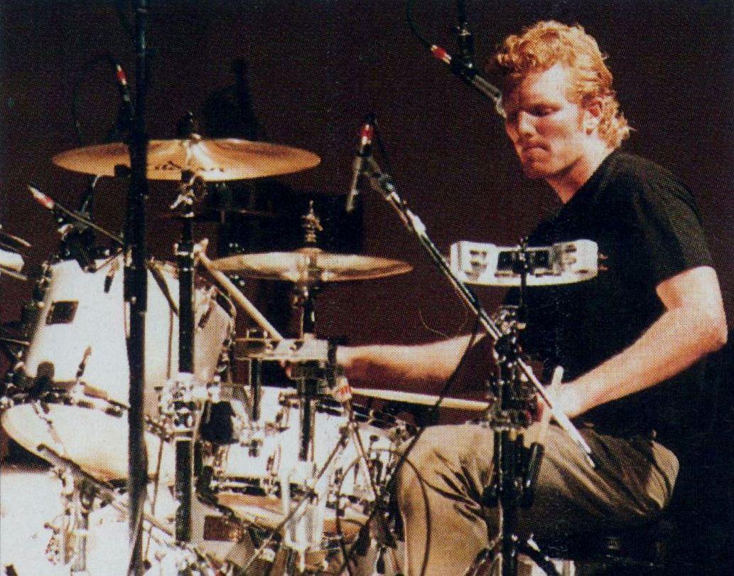 Risultati immagini per jim courier drums