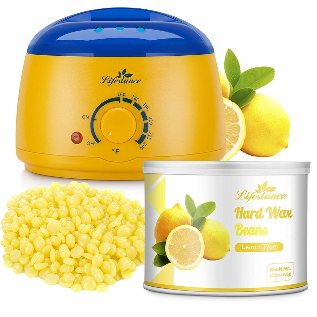 55 off hair removal waxing kit for full body brazilian