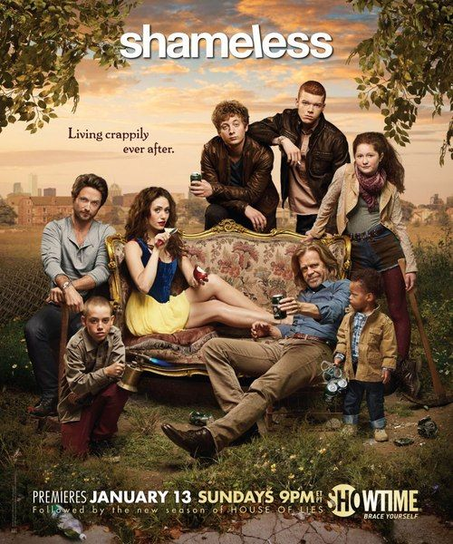 Shameless  Favorite new obsession  Awesome cast    things