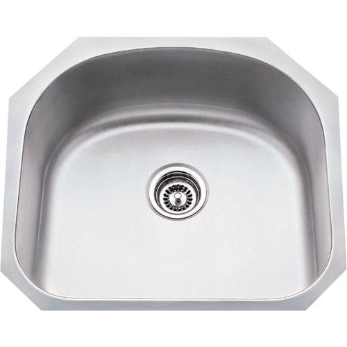 23 25 X 20 87 Undermount Service Sink Stainless Steel