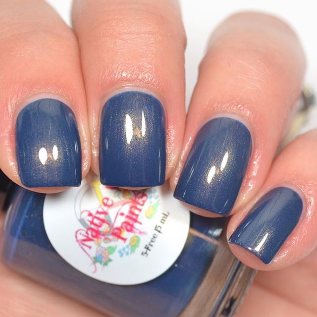 This Is The January 2017 Polish Of Month From Nativewarpaints