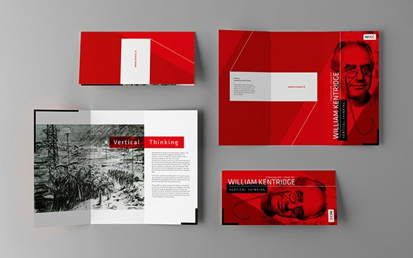 Exceptionnel Beautiful-Red-Brochure-Design-ideas #design #brochure #layout  IK34