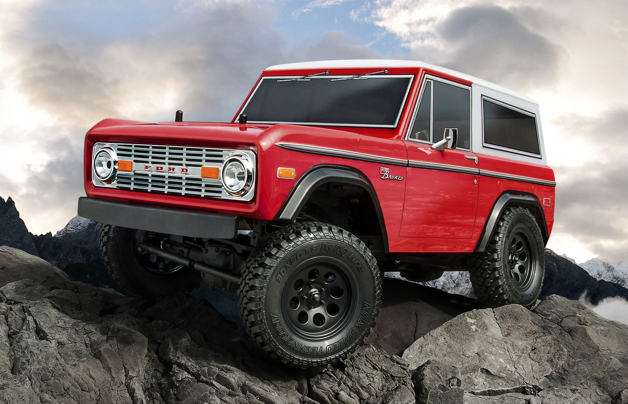 5 Things the New Ford Bronco Should Have Ford bronco