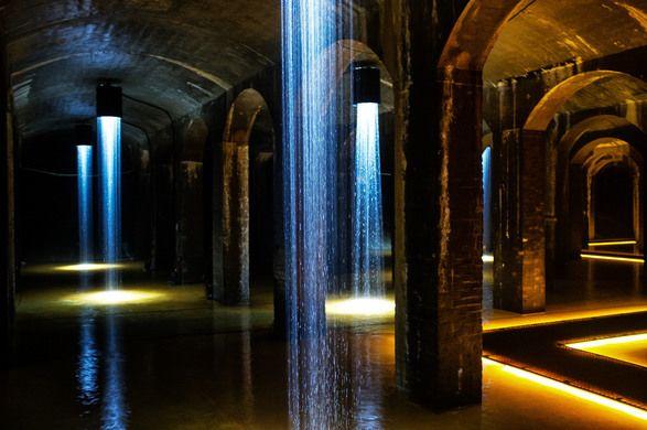 Cisternerne – Frederiksberg, Denmark | Atlas Obscura