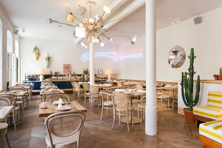 A New Restaurant For And Of The Berlin Art Scene