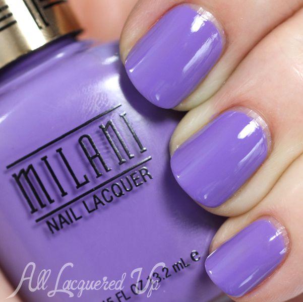 New Milani Nail Polish Colors, Perfect for Spring   Esmalte