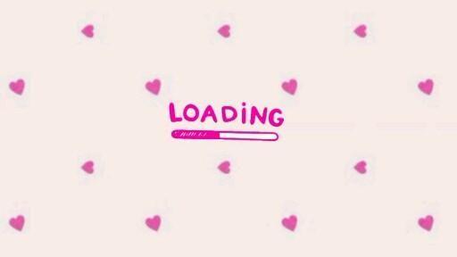 Cute loading screen